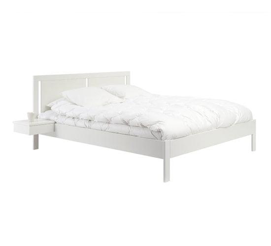 Koli sänky valkoinen